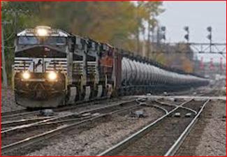 Train Tracks Image